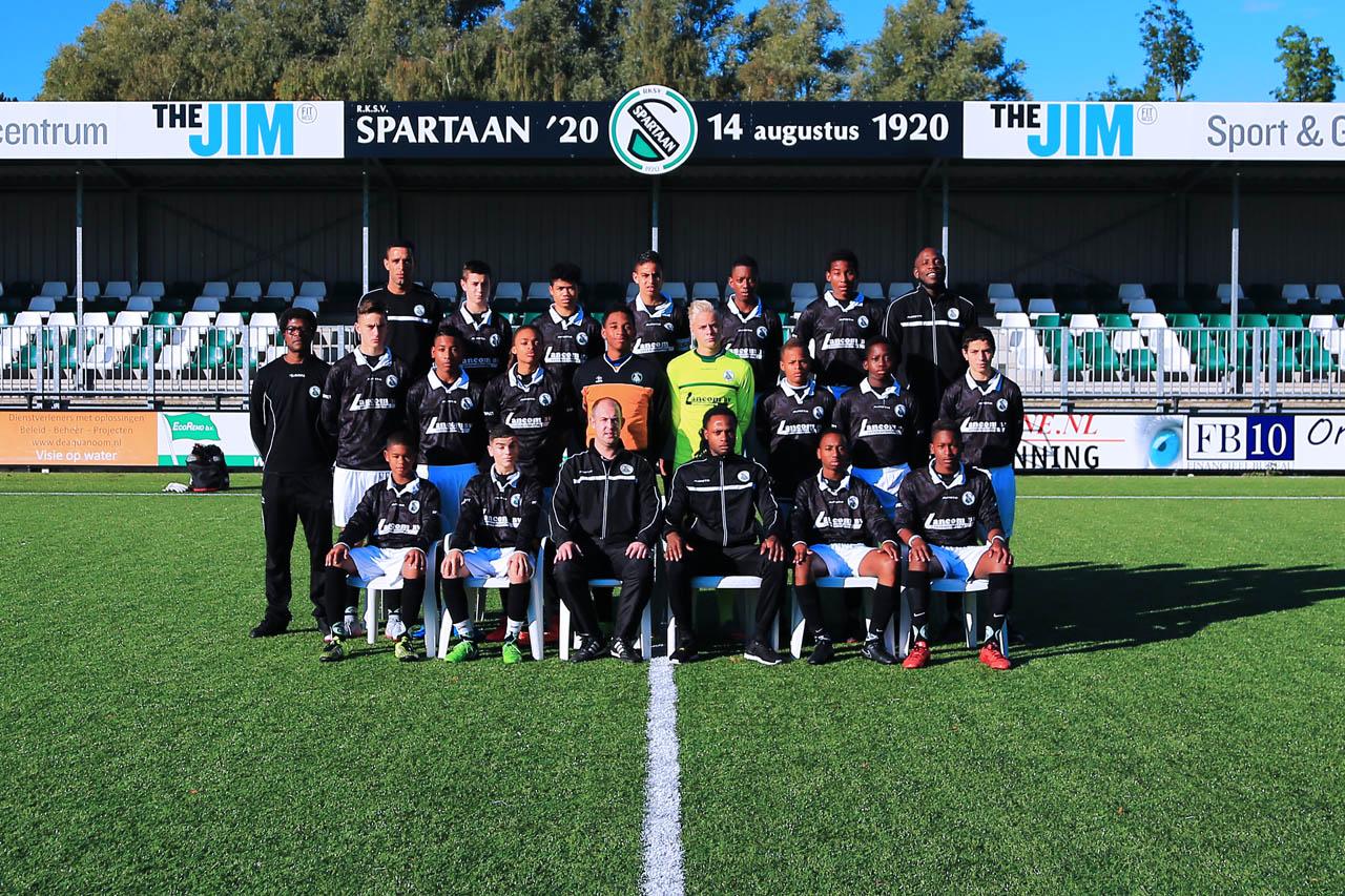 Spartaan '20 C1 2015-2016