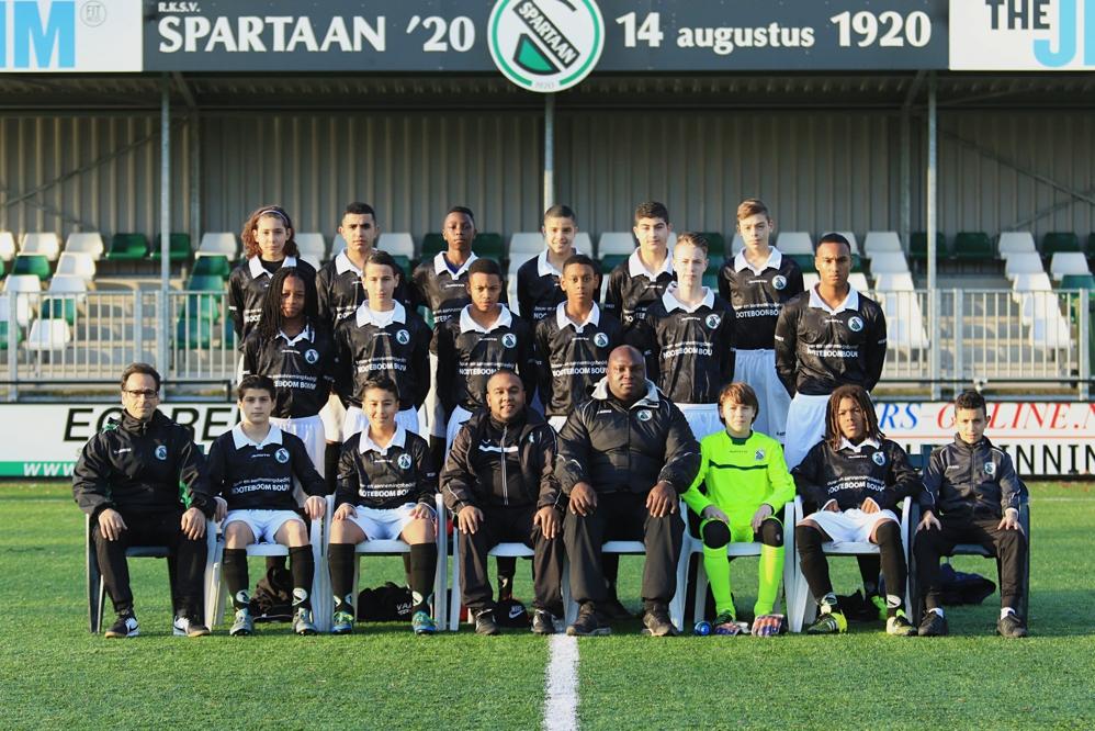 Spartaan '20 C2 2015-2016
